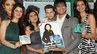 Grand Masti Team @ Indian Chill Harmonics Music Album Launch