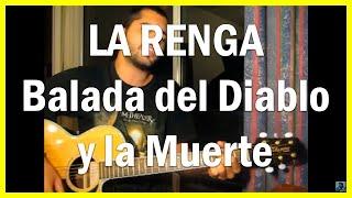 La Renga - Balada del diablo y la muerte (cover by Nicoplos)