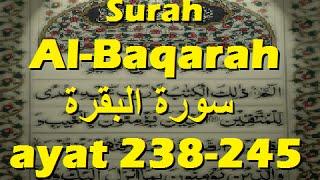 2004/05/17 Ustaz Shamsuri 259 - Surah Al Baqarah ayat 238-245 NE1