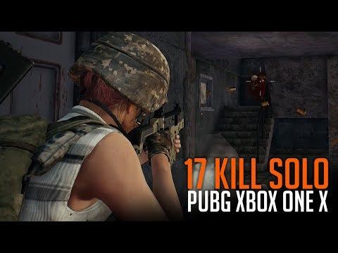 17 Kill Solo - PUBG Xbox One X