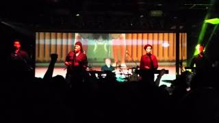 Laibach The Whistleblowers Katowice 2016
