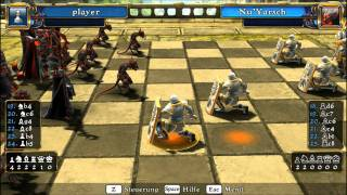 Battle vs Chess Gameplay PC [HD] - MAXED OUT!