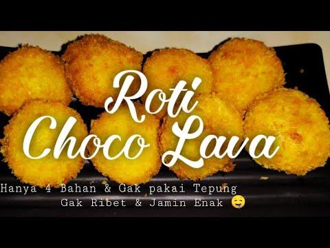 roti-choco-lava-cuma-4-bahan||-resep-sederhana||-masak-bersama-keluarga-#samasaya-#dirumahsaja