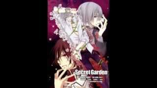 Vampire Knight Doujinshi - Secret Garden (Kaname x Zero & Zero x Ichiru)
