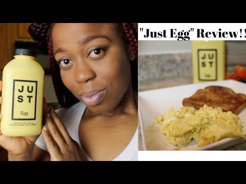 Just Egg Review! Its Finally Here! ?
