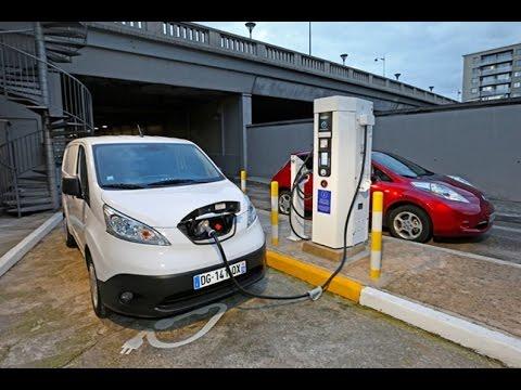 La voiture électrique : plus de cent ans perdu... .