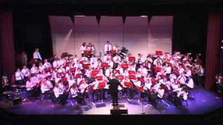 2008 Prism Concert - Christmas Music For Winds by John Cacavas