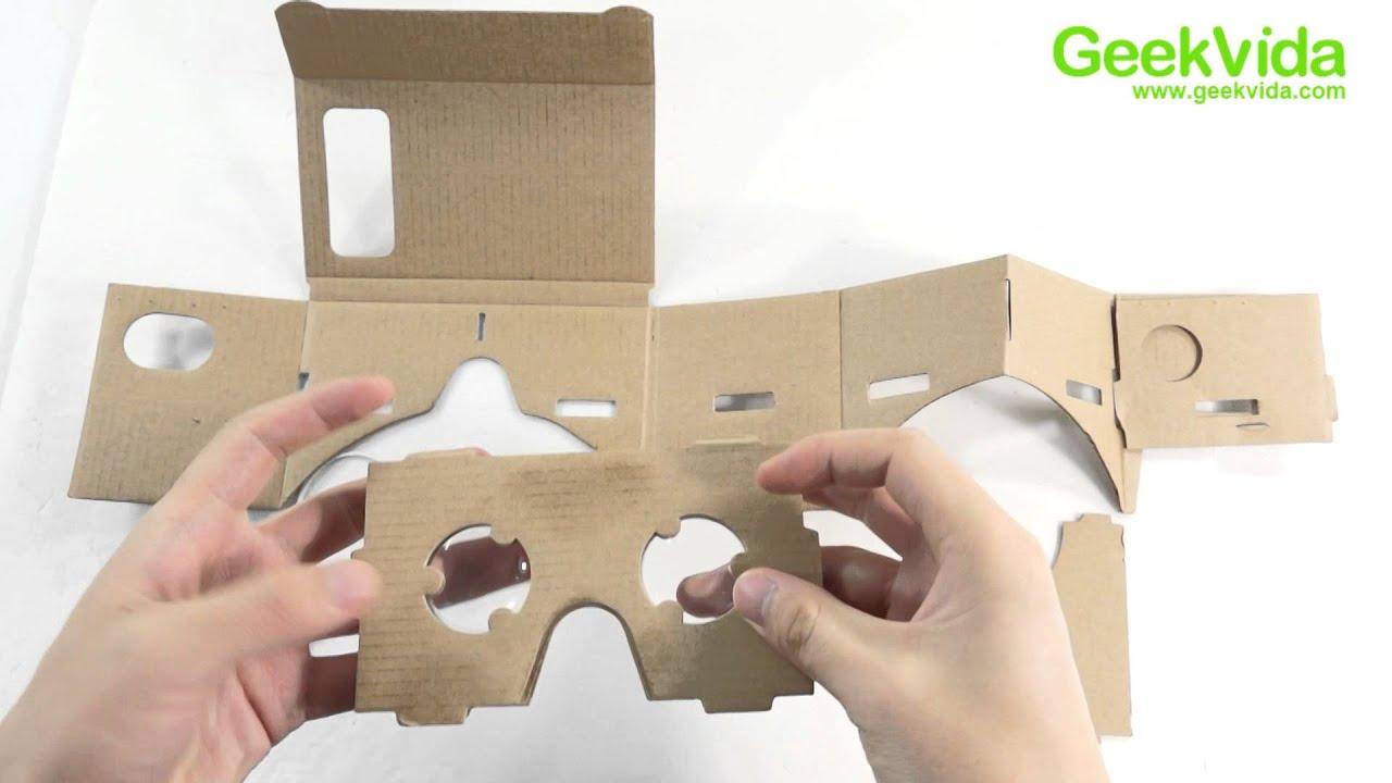 Gafas Realidad Virtual Iphone S