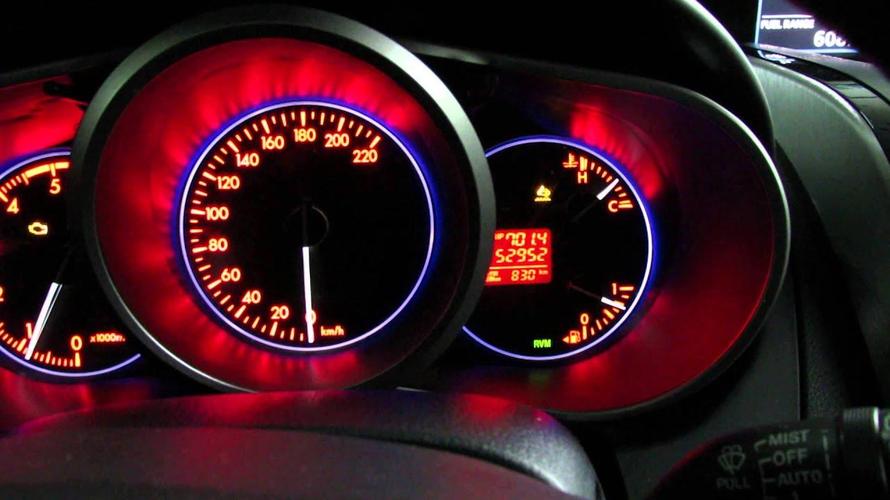 Mazda Cx 7 Неисправность Scr Adblue Dpf Youtube