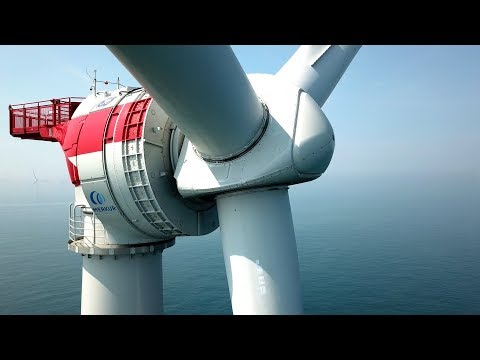 GE Renewable Energy completes  Merkur offshore windfarm installation
