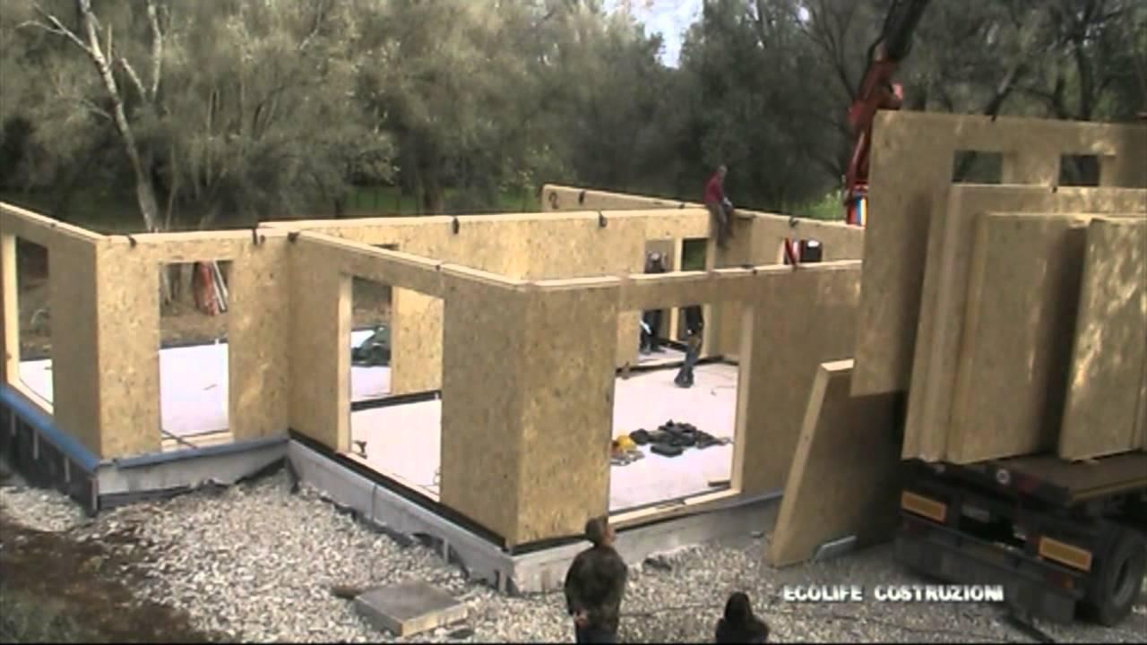 Casa ecomuratura in calabria youtube for Interno case americane