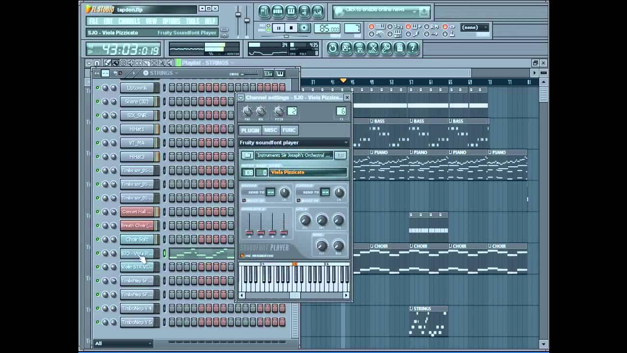 FL STUDIO best piano VST ever - deep toysONE