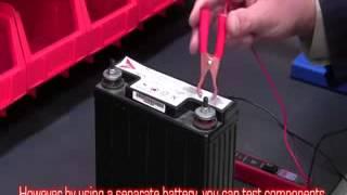 sealey pp1 ppx automotive test devices
