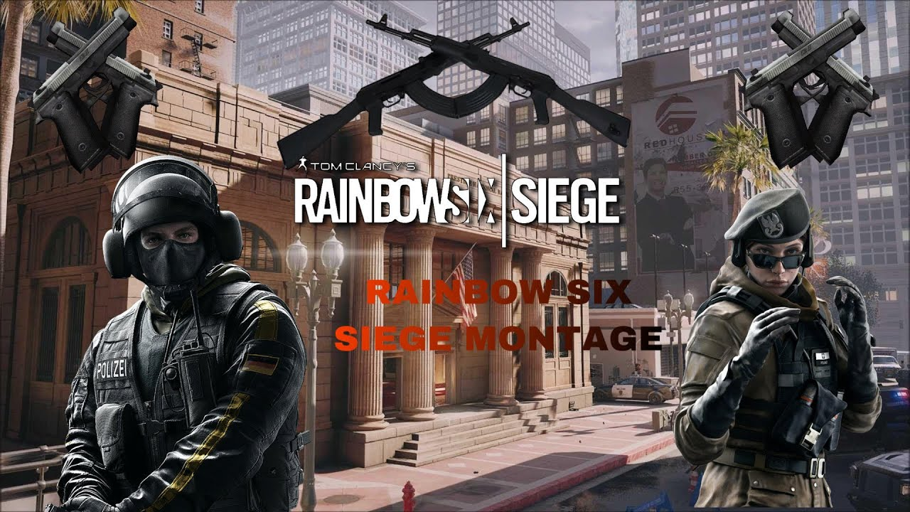Rainbow Six Siege - LIVE STREAM - Primetime Week 7 - YouTube