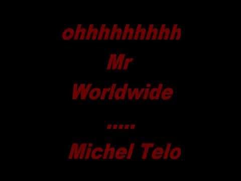 michel telo ft. Pitbull - Ai Se Eu Te Pego (NOSANOSA RMX) lyrics HD