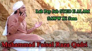Rabi Ul Awal New Naat 2018 | Lab Pay Jub SYED E ALAM (SAWW) Ki Sana | Muhammad Faisal Raza Qadri