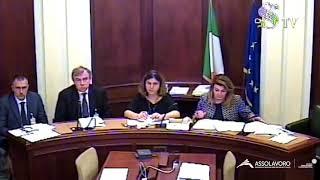 Assolavoro audita in Senato su servizi per il lavoro - 24 luglio 2018