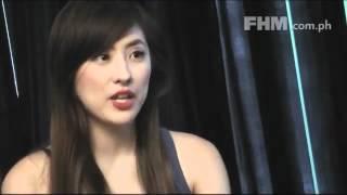 Jinri Park Interview FHM Philippines August 2011