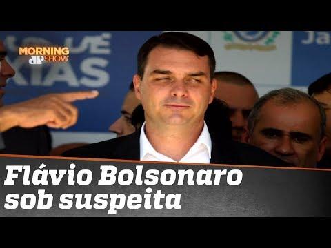 Caso Fl�vio Bolsonaro: tem caro�o nesse angu