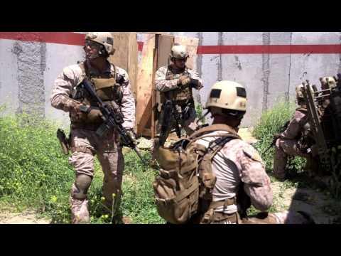 MEUEX: Maritime Raid Force Reconnaissance and Surveillance, Raid for HVI