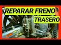 🥇como Reparar Bomba De Freno Trasera Moto   Muy Facil [ Ktm 250 ]