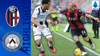Bologna 1-1 Udinese | Palacio Scores a Last Minute Equaliser Against Udinese | Serie A TIM