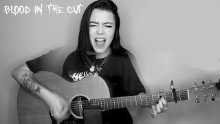 K.Flay - Blood In The Cut (Violet Orlandi cover)