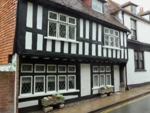 Tour of Rye, East Sussex - A Walk Around the Town