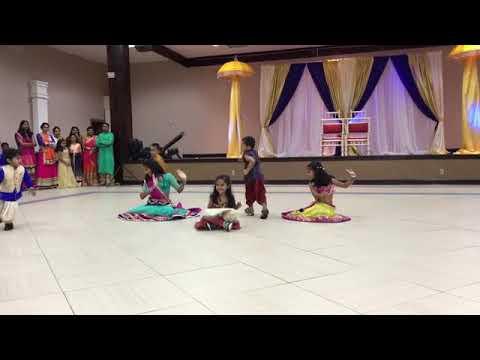 رقص بنات صغار يرقصون هندي Youtube