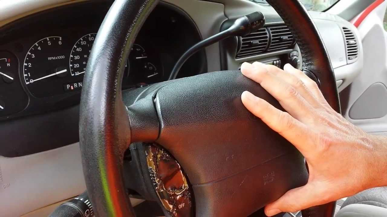 cruise control switch replacement 1998 - 2002 ford explorer or ranger -  youtube