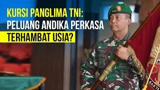 Bursa Calon Panglima TNI, Siapa Pilihan Jokowi?
