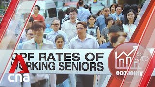 Increases in CPF contribution rates will go into Special Account