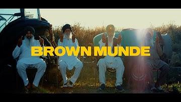 BROWN MUNDE - AP DHILLON   GURINDER GILL   SHINDA KAHLON   GMINXR