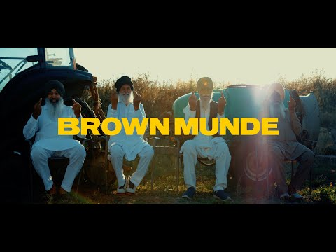 BROWN MUNDE - AP DHILLON | GURINDER GILL | SHINDA KAHLON | GMINXR - RUN-UP RECORDS