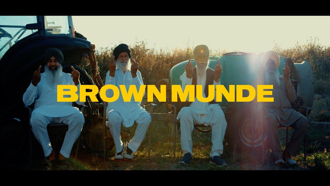 Download BROWN MUNDE - AP DHILLON | GURINDER GILL | SHINDA KAHLON | GMINXR