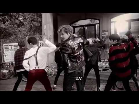 BTS Ranking in MV  War of Hormone
