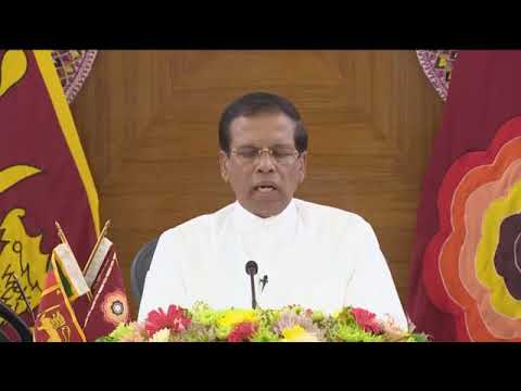 president speech -  bond Commission