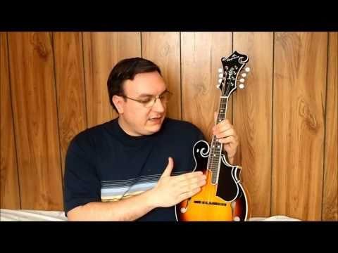 Mandolin Bridge Adjustment - A Note with Imre