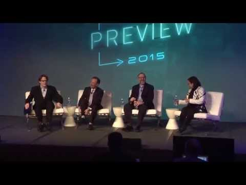 "Industry Preview 2015 - Panel: ""The Colliding Worlds of Attribution and Marketing Mix Modeling"""
