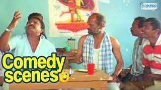 Komal comedy -  Kannada  comedy Scenes - jaggesh