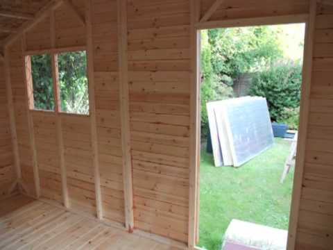 Shed Conversion Youtube