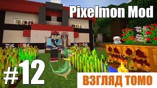 Молочная ферма - Pixelmon Mod (взгляд Томо) - #12