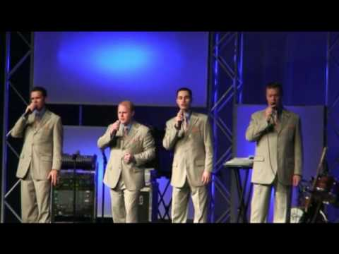 Inspirations Quartet sing Dealing With Gold