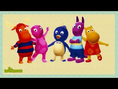 The Backyardigans Theme Song with Lyrics