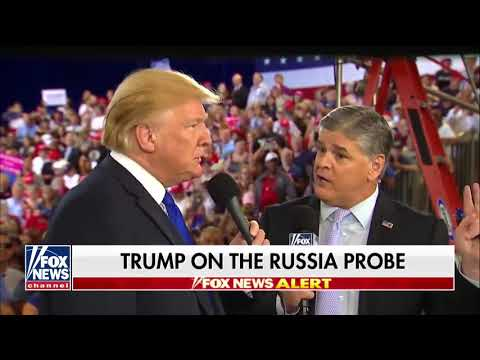 President Trump on Russia probe with Sean Hannity