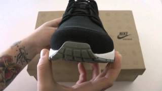 NIKE WARDOUR MAX 1 536902 091 BLACK GREY WHITE
