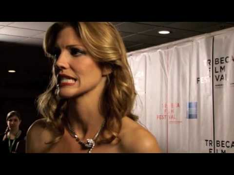 Tricia Helfer, Brian Geraghty, and Andrew Paquin talk about Open House at its Tribeca premiere
