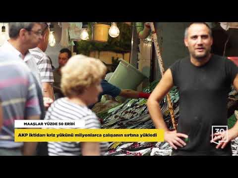 Maaşlar eriyor…Ürküten dolar ve enflasyon tahmini…Ali Ünal'a cezaevi eziyeti…Brezilya'da ihmal