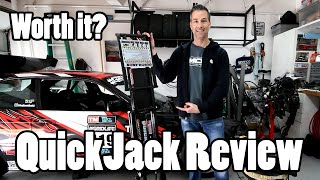 Is The QuickJack Worth It? My 2+ Year QuickJack Review