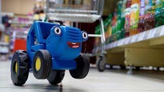 ПОЛЕЗНАЯ и ВРЕДНАЯ ЕДА - Синий трактор - Развивающее видео для детей малышей про хорошие привычки